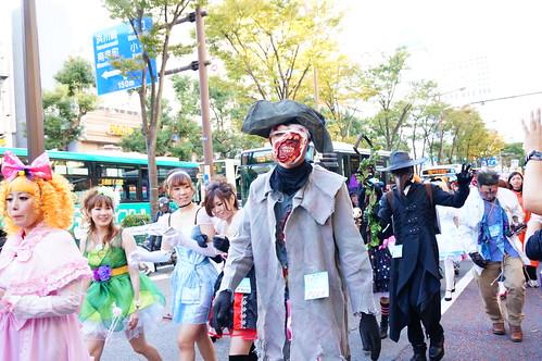 Kawasaki Halloween Parade 2013 122