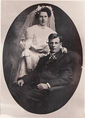 Allen Vance and Emily Turner