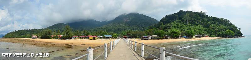 Panorama Tioman_1