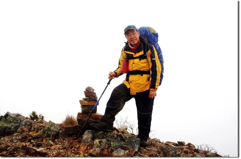 無雙山最高峰(Elev. 3231 m)