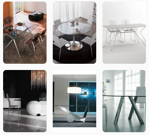molecule living dining table collection