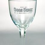 ベルギービール大好き!!【ボンヴーの専用グラス】(管理人所有 )
