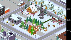 It's Christmas in Springfield!