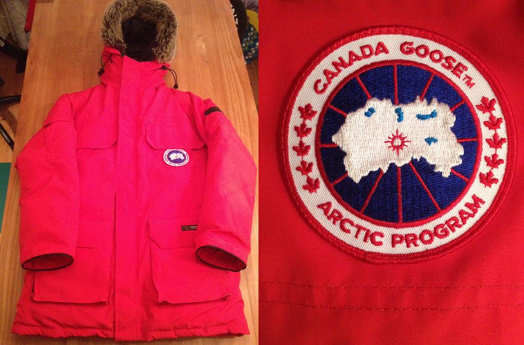 Canada Goose Fake