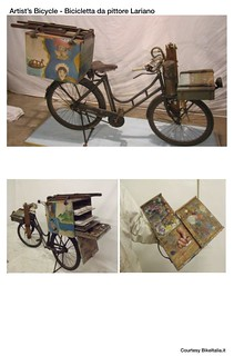 Cargo Bike History: The Artist's Bicycle