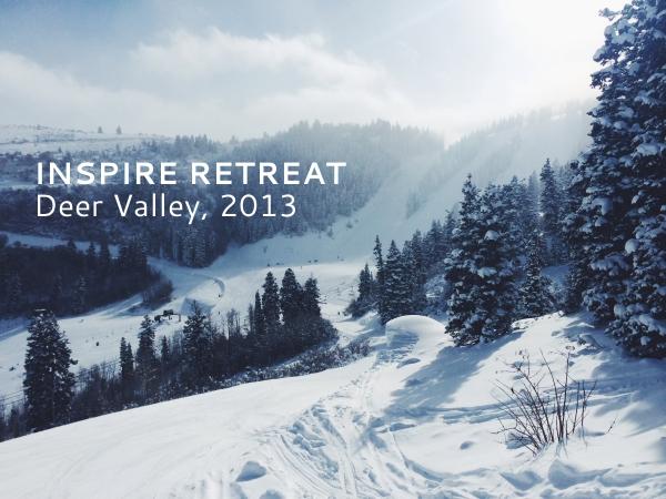 Inspire Retreat 2013