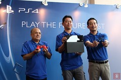 PlayStation 4 Malaysian Launch 16