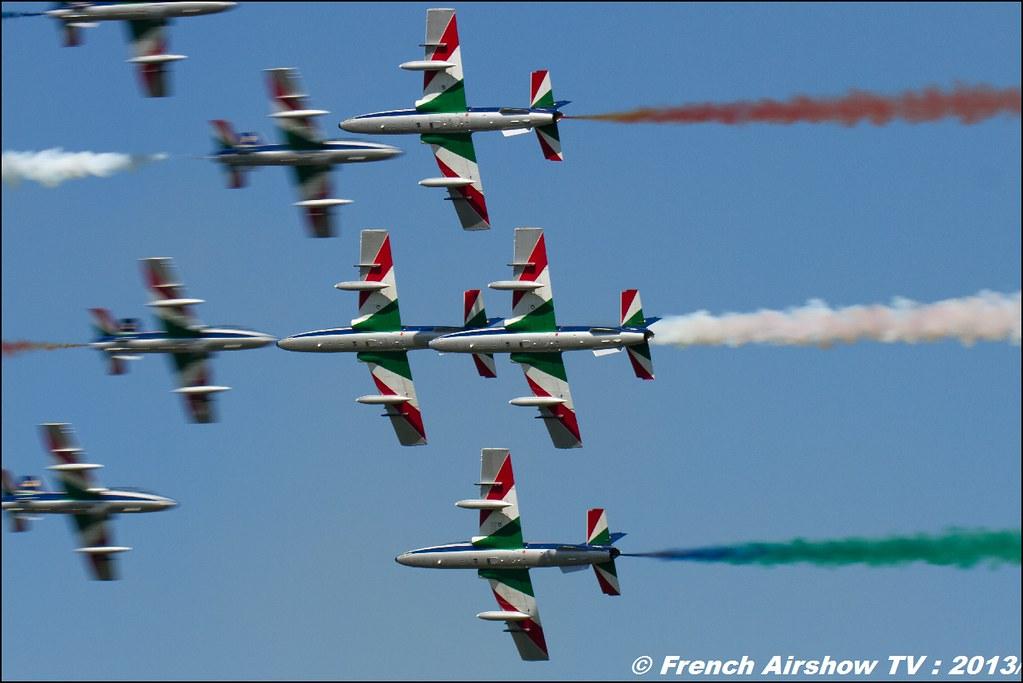 Freece Tricolori,60 ans Patrouille de France , Meeting Aerien 2013