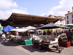 Place de la Halle, Mussidan