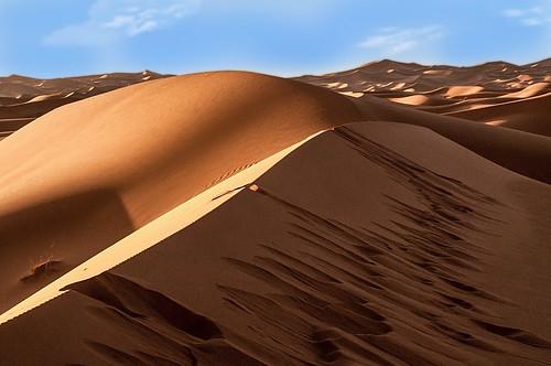 africa sahara desert dune marocco deserto sabbia