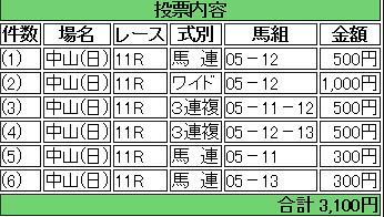 140112_中山11R馬券