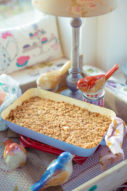 Apple Oatmeal Cinnamon Bars