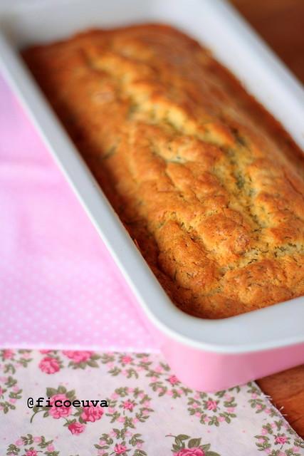 cake salmone e aneto