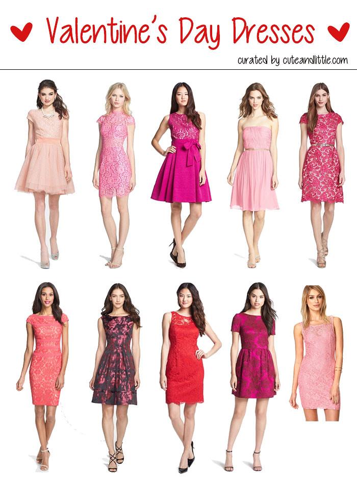 Valentineu0027s Day Dress Ideas