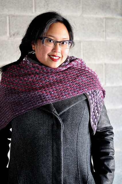 Perrine Shawl
