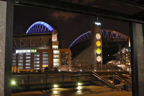 This Place Will Be Packed Out Today by Seattle Daily Photo