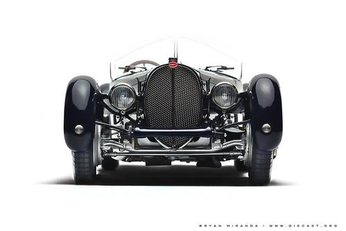 Bugatti 1938 Type 57 SC Corsica Roadster