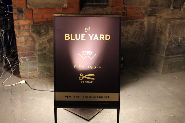 Berlin Fashion Week The Blue Yard by 14.oz Januar 2014 lisforlois