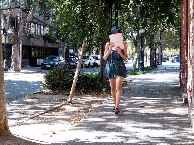 CL Society 334: Walking and reading