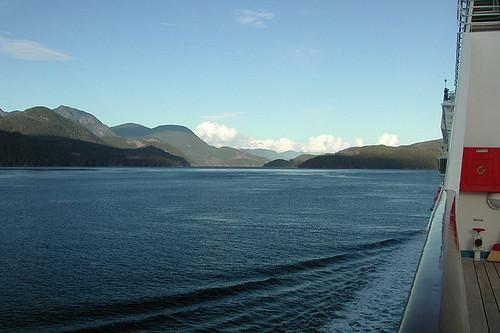 Johnstone Strait, Vancouver Island, British Columbia, Canada