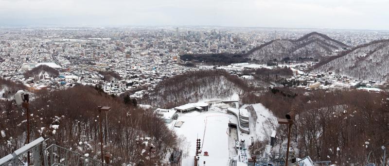 Sapporo Panorama2