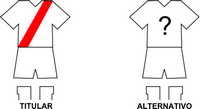 Uniforme Selección Villetana de Fútbol