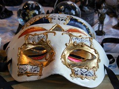 masque, mask,