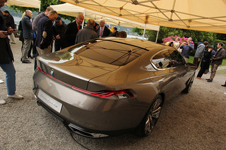 BMW PININFARINA 2013 VE GRANLUSSO COUPE