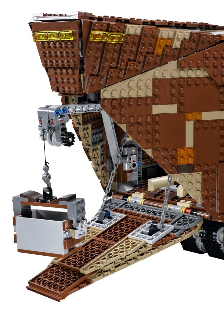 LEGO Star Wars 75059 - Sandcrawler UCS