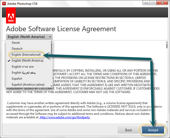 How to get serial number for adobe photoshop cs6