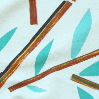 Julienne - now in the Spoonflower 2014 Staff Challenge