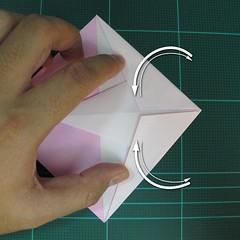 วิธีพับกระดาษเป็นรูปเครื่องบินแบบบินไกล (SST Origami Airplane) 007
