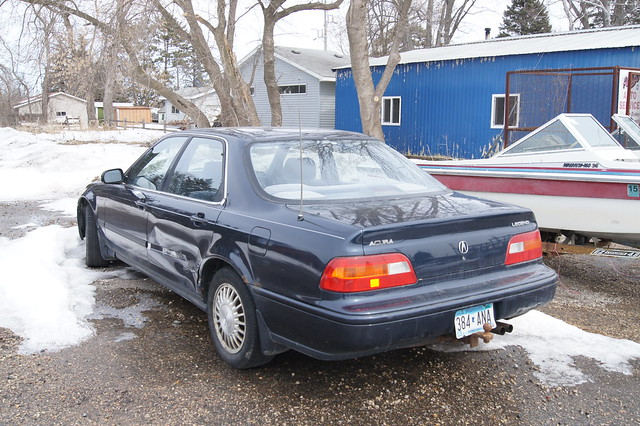 91 Acura Legend Follow This Link For More Car Pictures