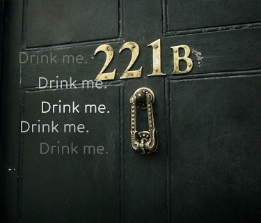 221b Cocktail Recipe