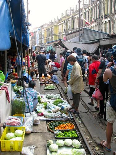 Mercado Samut Songkhram