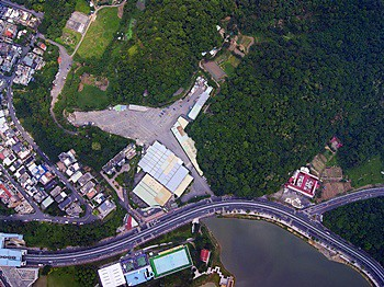 慈濟內湖園區環境現況(圖片來源:內湖環境教育促進會)