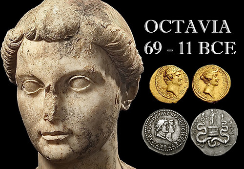 octavia coins