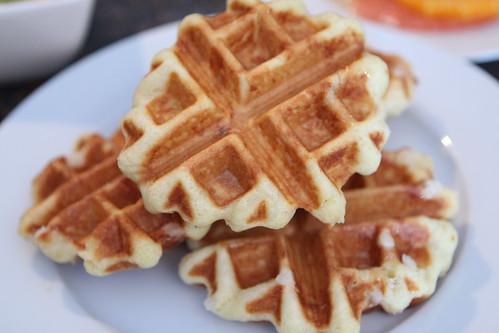 Liege Sugar Waffles