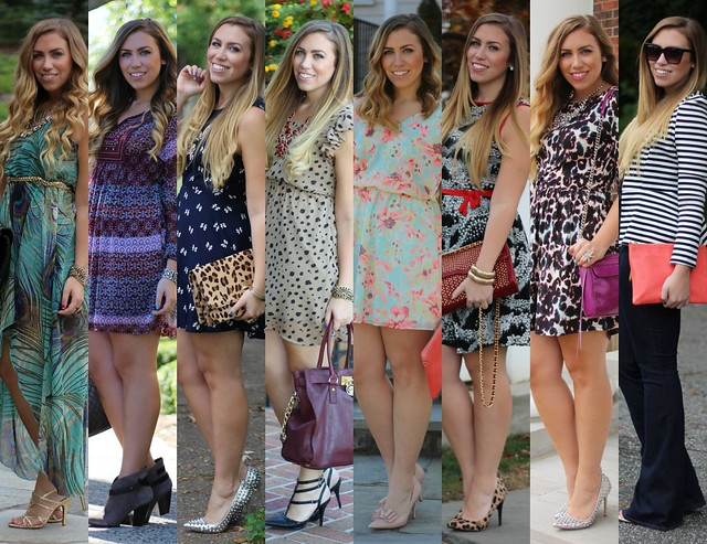8 Ways to Wear Patterns