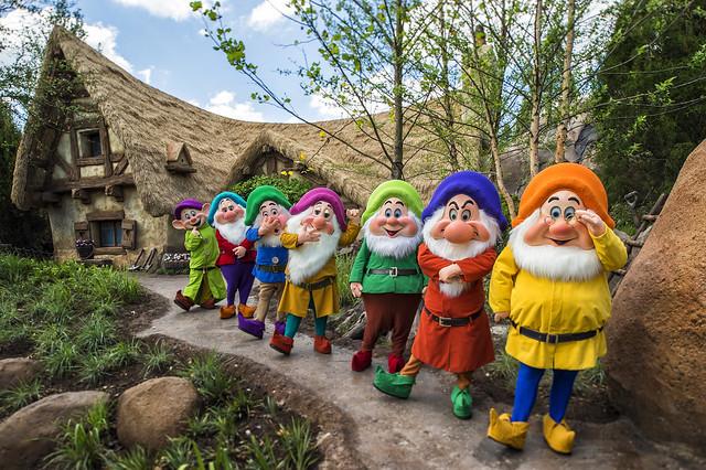 Seven Dwarfs Mine Train Flickr Photo Sharing