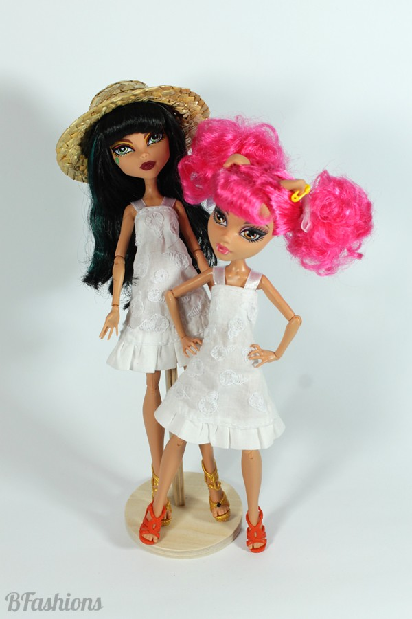 Letnia sukienka dla MH