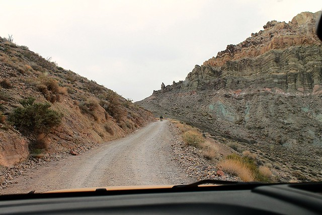 Road to Titus Canyon