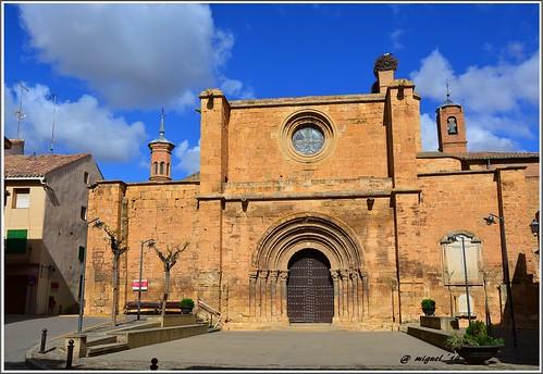 Monasterio de Santa María la Real de Fitero.Navarra.