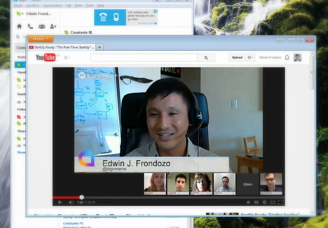Google Hangout - SMB Video Collaboration Tools