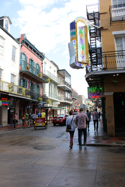 Dispatch from A Strange Place: New Orleans