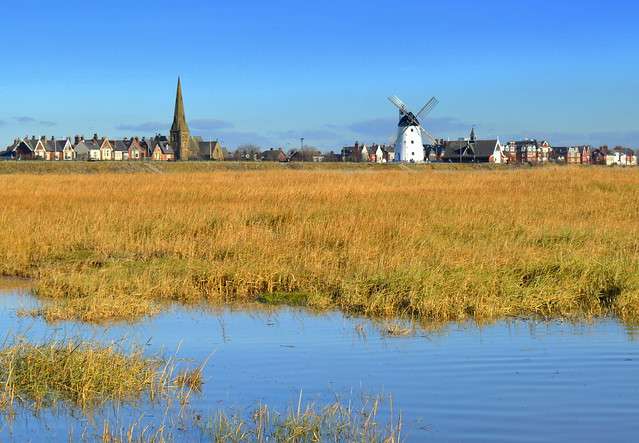 Another beautiful day at Lytham