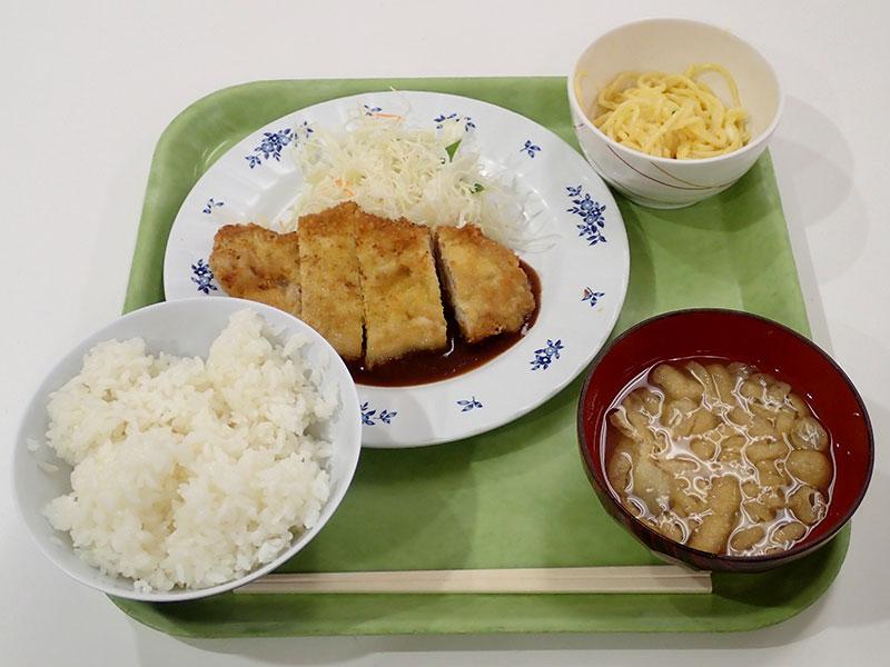 2015年2月9日の昼ご飯