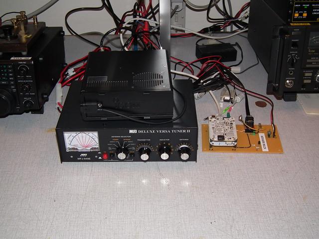 IC-706 remote server