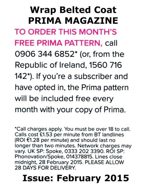 Prima Magazine - Pattern, February 2015 (04)