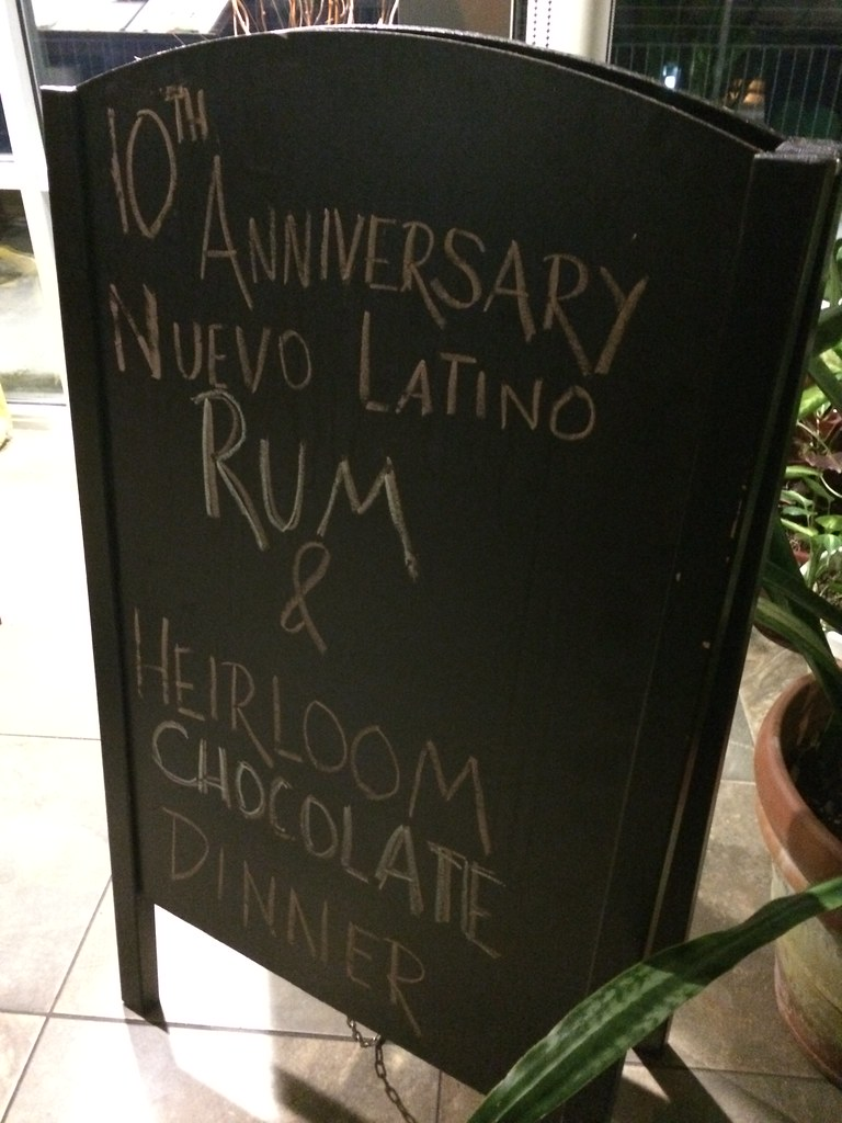 Rum & Chocolate